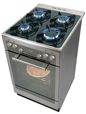 Pittsburg range-stove repair service